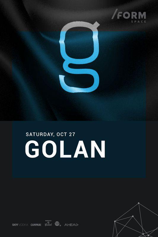 Golan la Form Space Club
