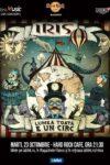 Iris: Lumea toată e un circ