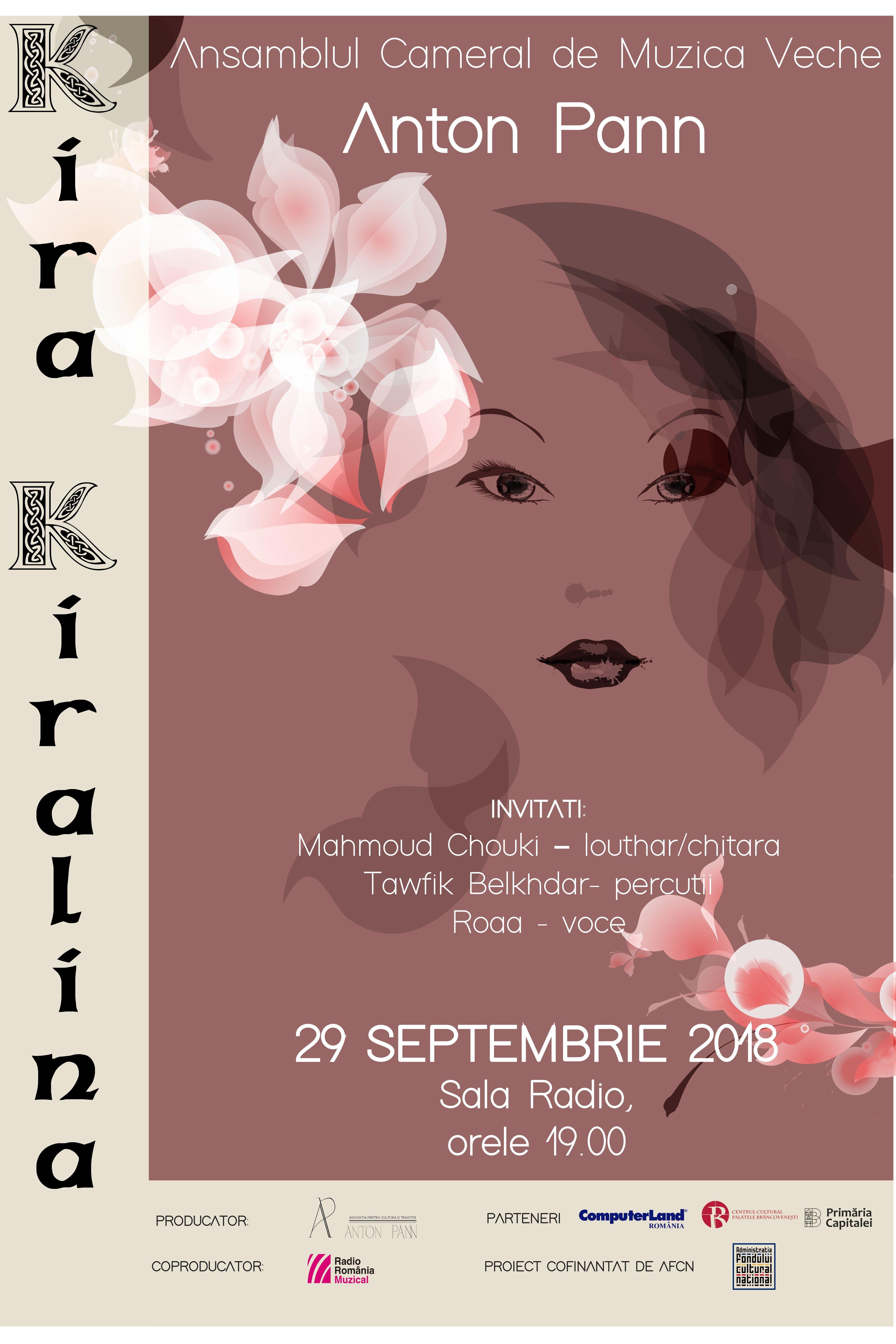 Kira Kiralina la Sala Radio