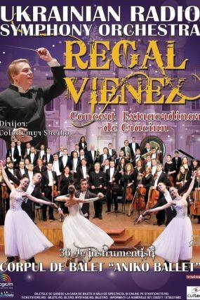 Regal Vienez - Concert Extraordinar de Crăciun la Teatrul Național