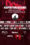 SupportYourLocalBands Music Festival 2018