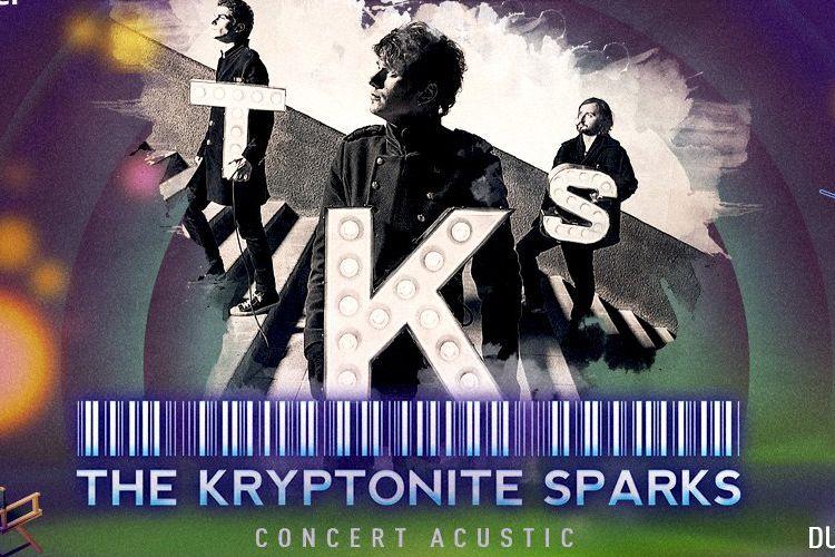 The Kryptonite Sparks la Grădina cu filme