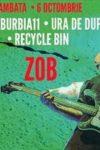 ZOB / Recycle BIN / Ura De După Ușă / Suburbia11 / Brute