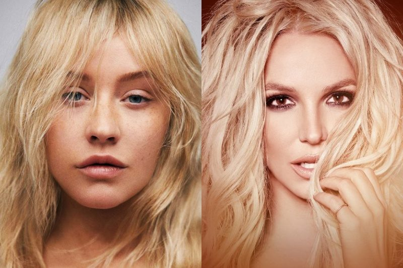 Christina Aguilera / Britney Spears
