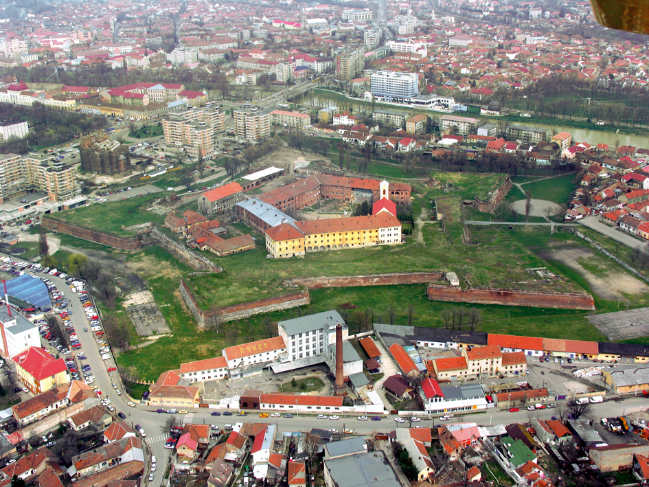 Cetatea Oradea din Oradea