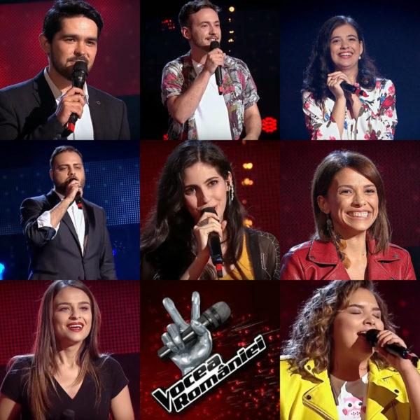Concurenții aleși în cel de-al treilea episod Vocea României 2018