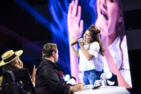 Ioana Bulgaru la X Factor 2018