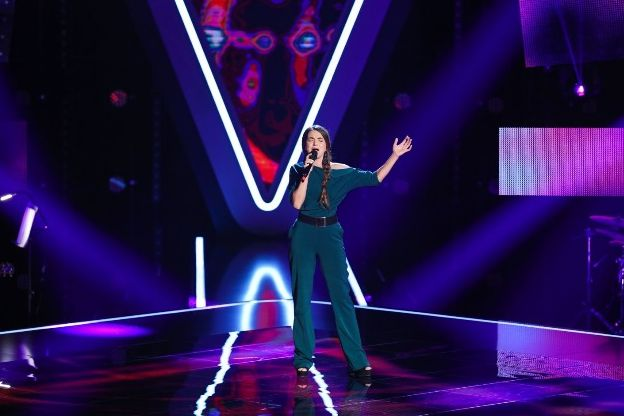Lăcrămioara Bradoschi, concurentă la Vocea României 2018