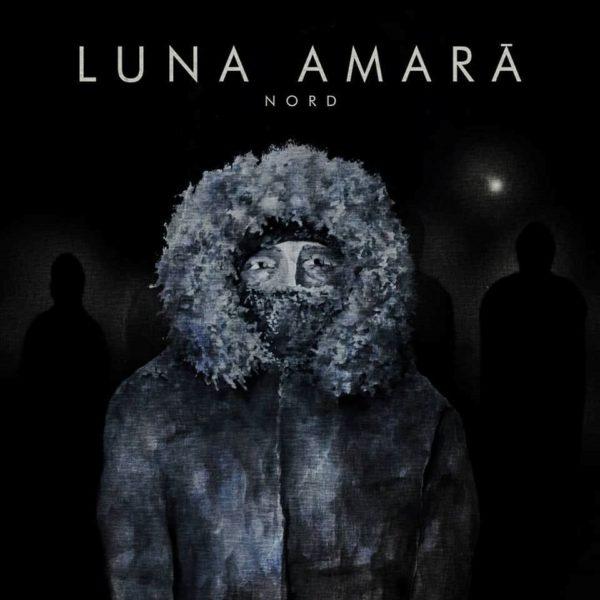"""Luna Amară - """"Nord"""" (copertă album)"""
