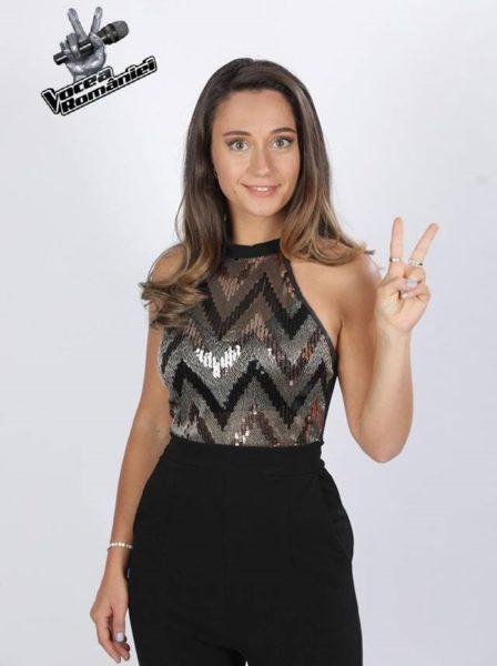 Mădălina Celine Coca - concurent Vocea României 2018