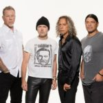 Formația Metallica (2018)