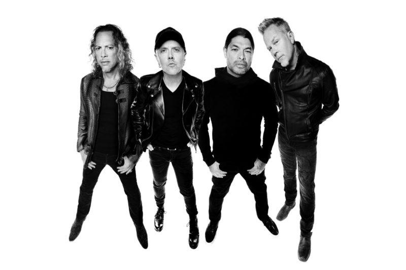 Trupa Metallica (2018)