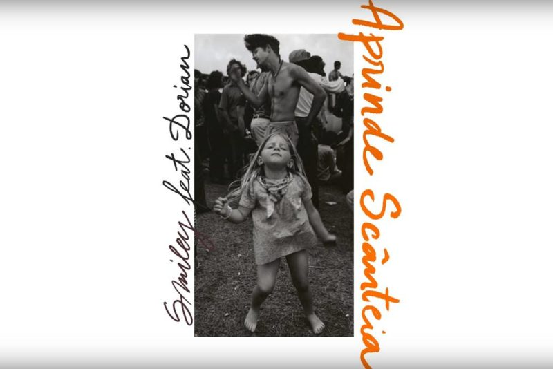 "Artwork ""Aprinde Scânteia"" (single Smiley feat. Dorian)"