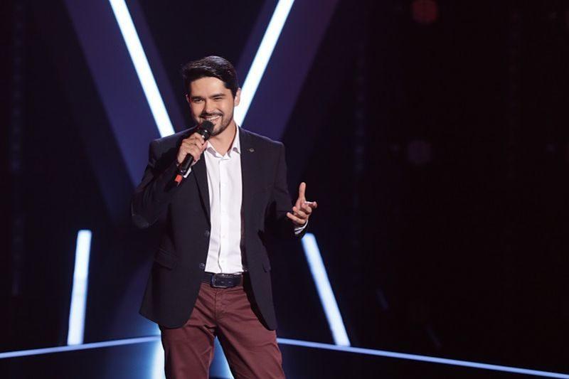 Vitalie Maciunschi în audiții la Vocea României 2018