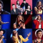 Concurenții care au întors scaune la audițiile Vocea României 2018 - episodul 4