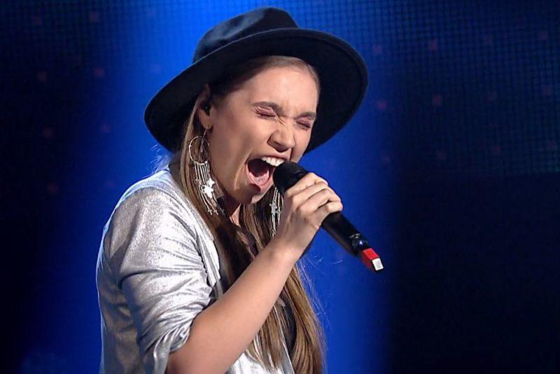 Sorina Bică în audiții la Vocea României 2018