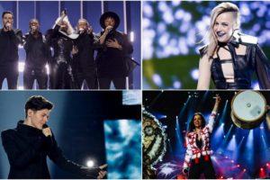 Reprezentanți ai Bulgariei la Eurovision