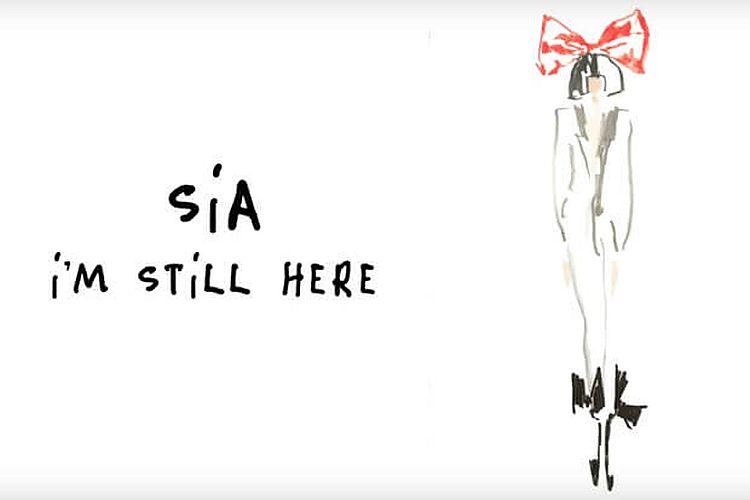 Coperta Single Sia I'm Still Here