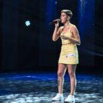 Mălina Ciarnău la audițiile X Factor România