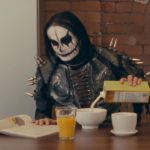 Videoclip Bring Me The Horizon Dani Filth Wonderful Life