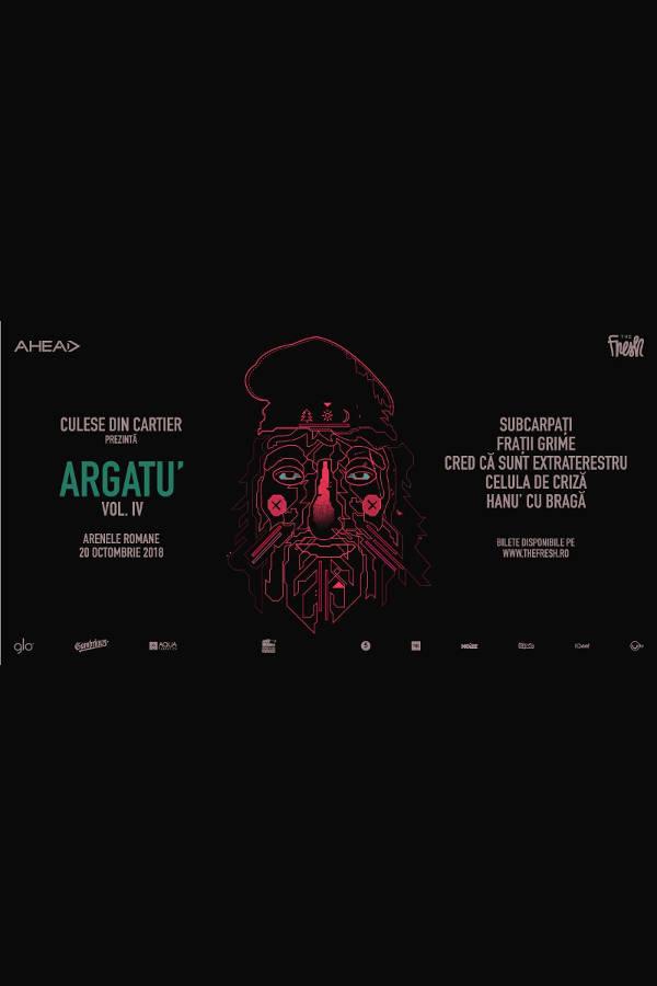 Argatu' - lansare album la Arenele Romane
