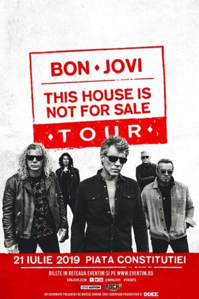 Poster eveniment Bon Jovi