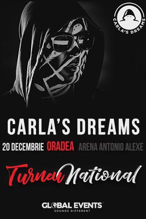 Carla's Dreams la Arena