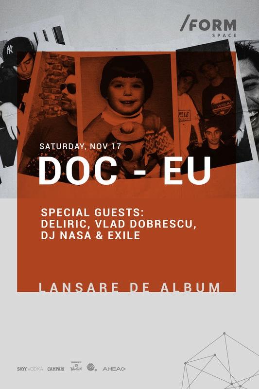 DOC - Lansare de album