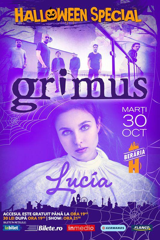 Halloween Special: Grimus / Lucia la Berăria H