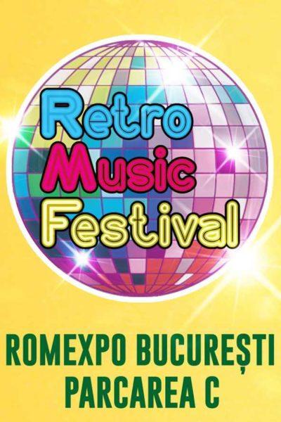 Poster eveniment Retro Music Festival 2019