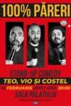 Teo, Vio și Costel: 100% păreri