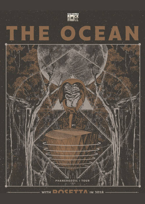 The Ocean / Rosetta la Club Control