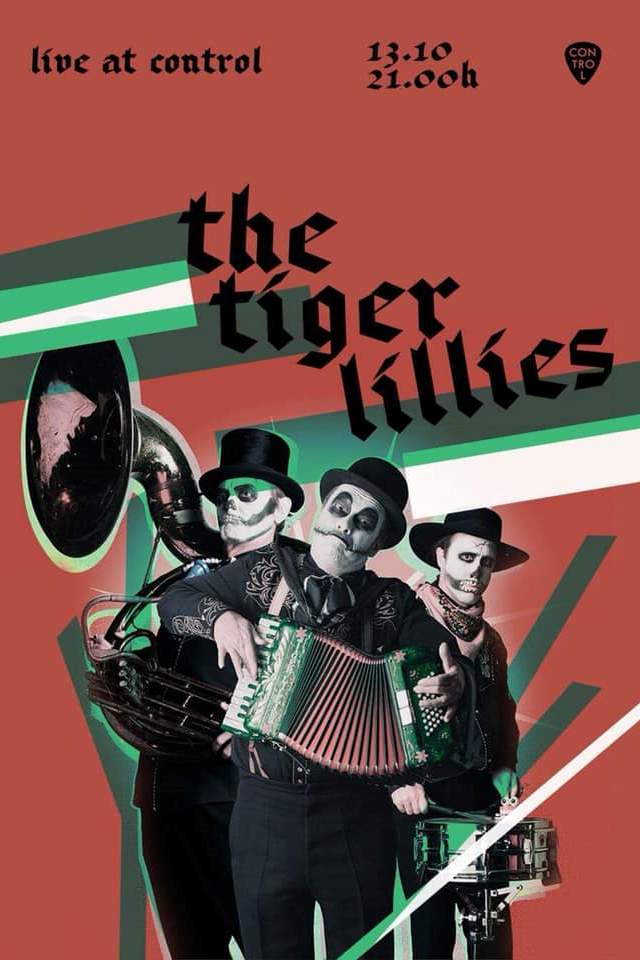 The Tiger Lillies la Club Control