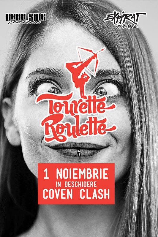 Tourette Roulette  - lansare single & videoclip la Expirat Club