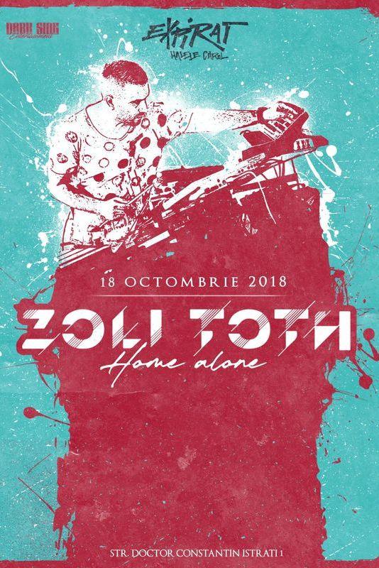 Zoli Toth la Expirat Club