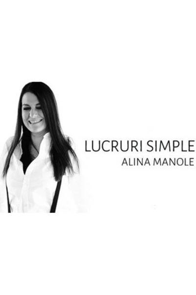 Poster eveniment Alina Manole