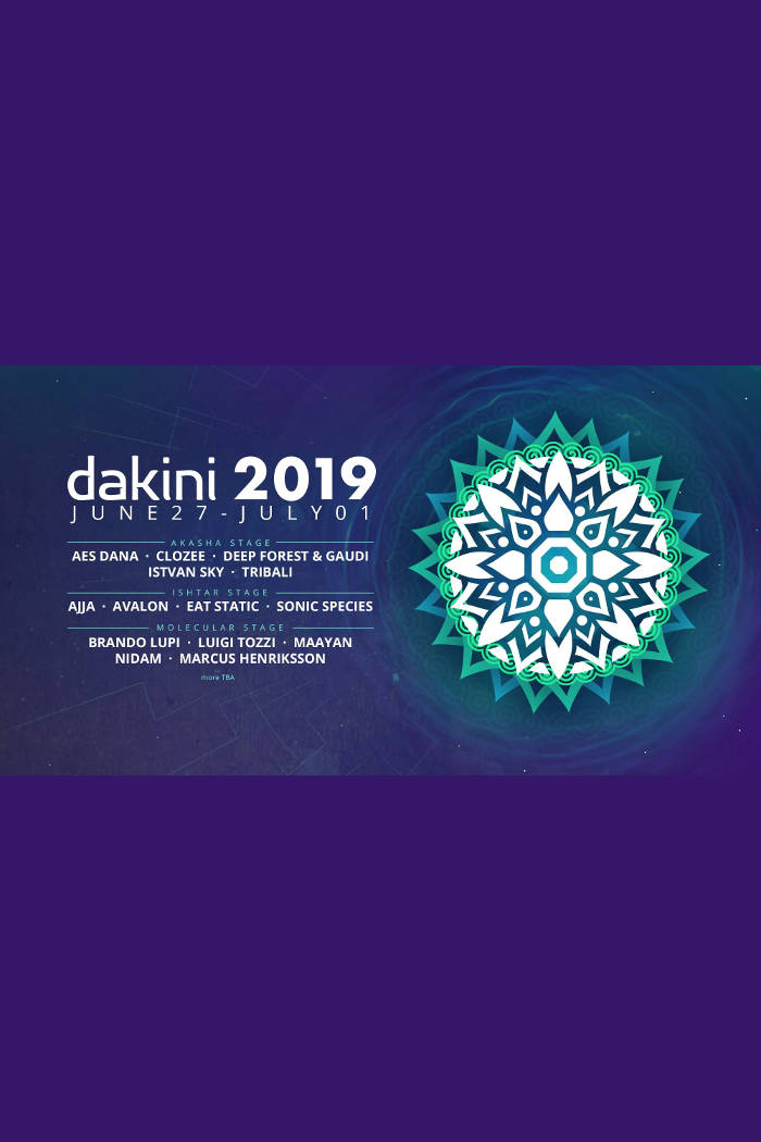 Dakini Festival 2019 la Plaja Tuzla