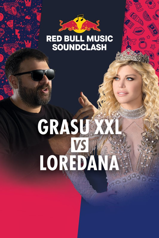 Red Bull Music SoundClash: Grasu XXL vs Loredana la Sala Polivalentă
