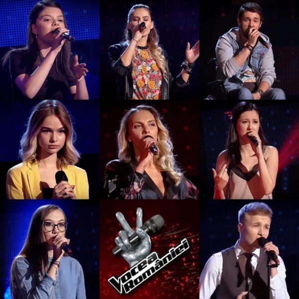 Concurenții care au întors scaune la audițiile Vocea României 2018 - episodul 6