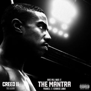 Coperta Single Pharrell Kendrick Lamar The Mantra