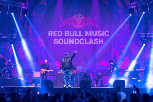 Grasu XXL la Red Bull Music SoundClash România 2018