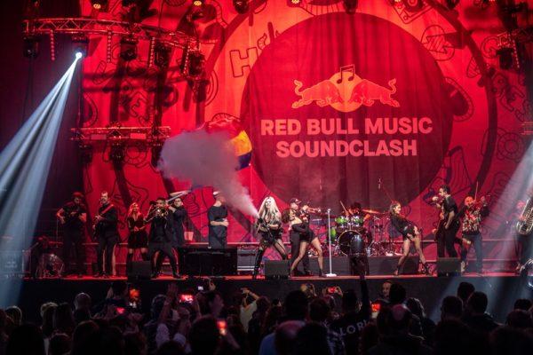 Loredana la Red Bull Music SoundClash România 2018