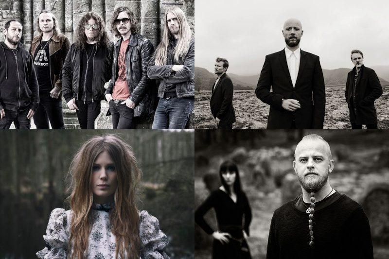 Opeth, Madrugada, Wardruna și Myrkur