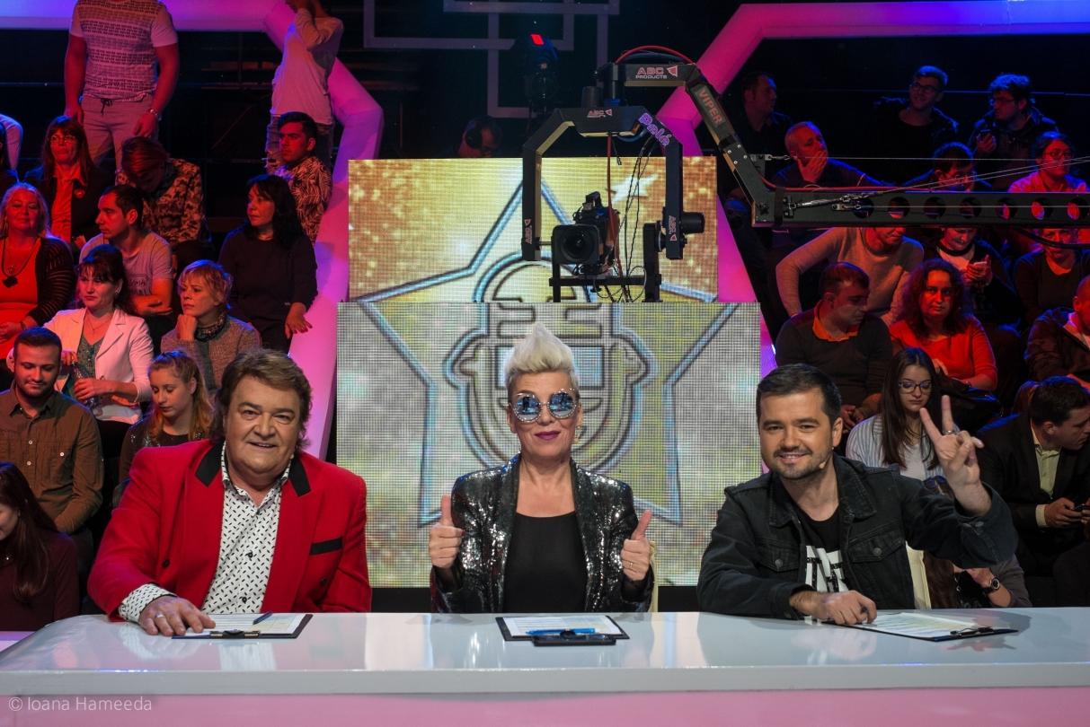 Adrian Romcescu, Silvia Dumitrescu și Laurențiu Duță