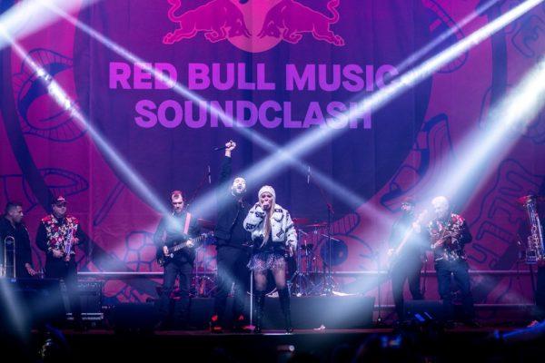 Loredana și Smiley la Red Bull Music SoundClash România 2018