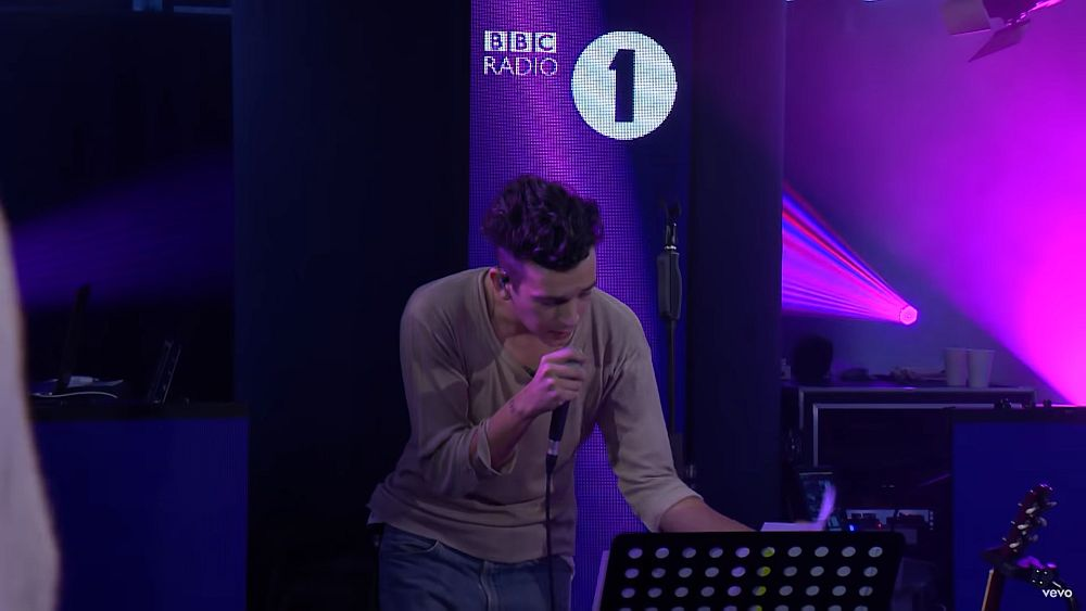 The 1975 Thank U Next Cover Ariana Grande BBC Radio 1
