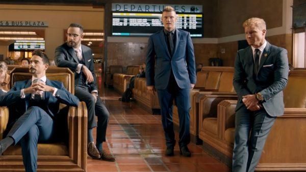Videoclip Backstreet Boys Chances
