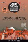 concerte Concerte din Romania afis artmania 2019 dream theater 100x150