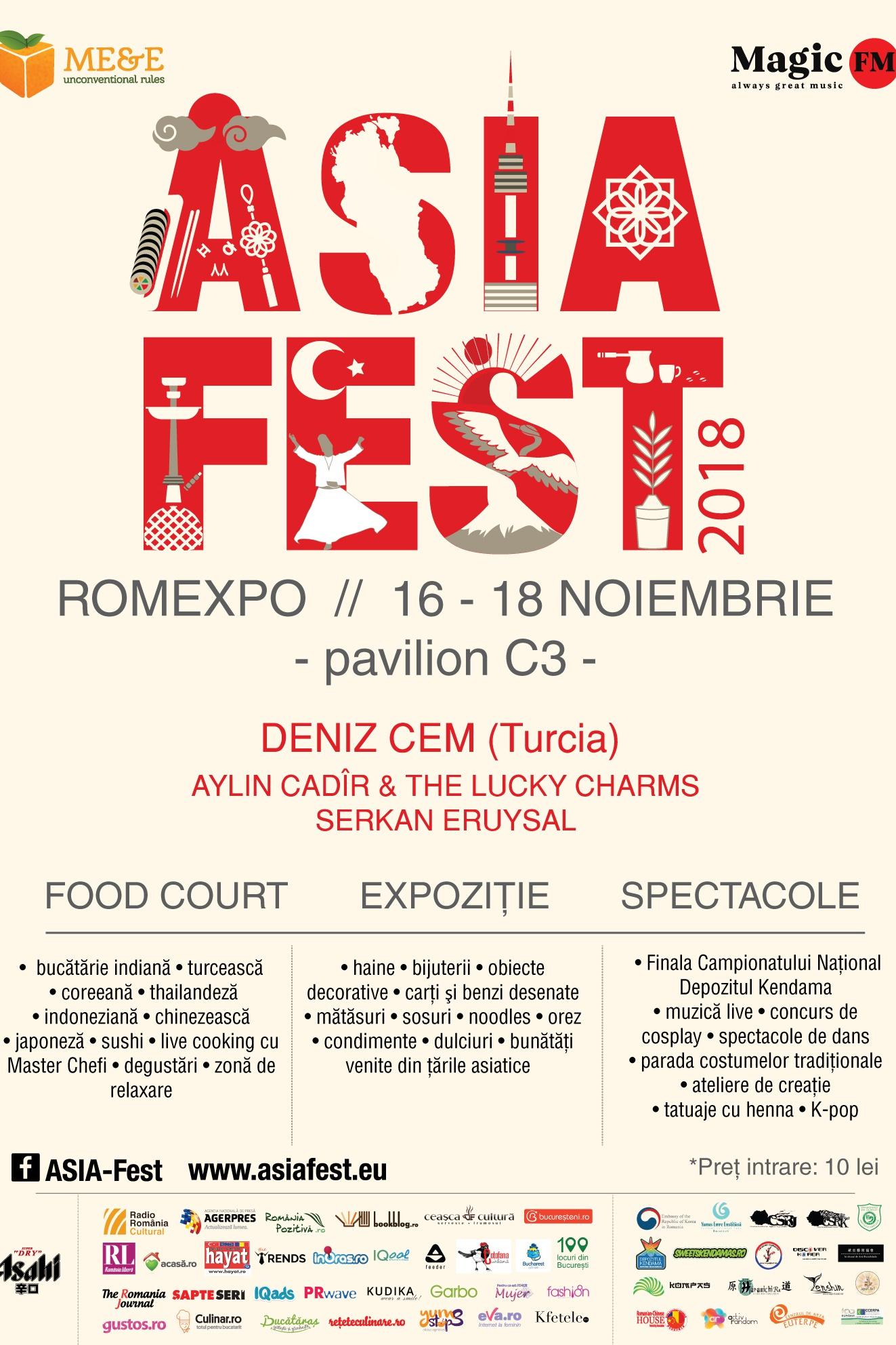 Asia Fest 2018 la Romexpo