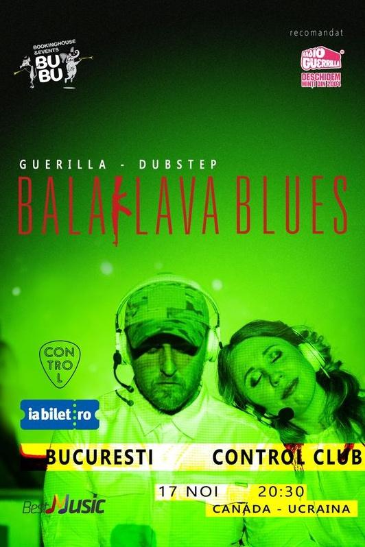 Balaklava Blues la Club Control
